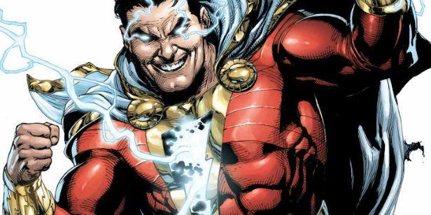 Shazam! revela primeira imagem oficial de Zachary Levi como o herói