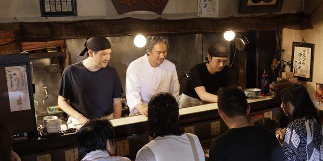 Lámen Shop: Drama dirigido por Eric Khoo ganha pôster (Exclusivo)