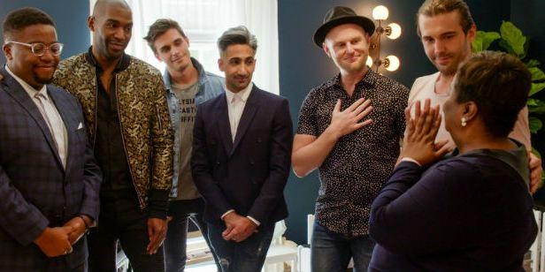 Queer Eye é renovada para a terceira temporada pela Netflix