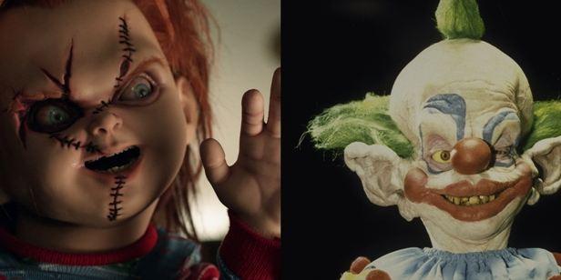 Chucky e palhaços assassinos ganharão vida no Halloween Horror Nights 2018