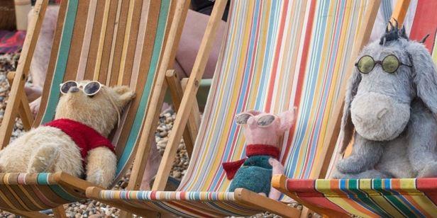Christopher Robin - Um Reencontro Inesquecível: Pooh e seus amigos ganham cartazes individuais