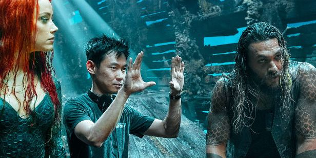James Wan defende cartaz de Aquaman após virar meme na internet