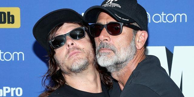 Comic-Con 2018: Norman Reedus e Jeffrey Dean Morgan falam sobre a saída de Andrew Lincoln de The Walking Dead