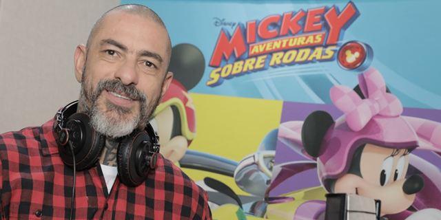 Jurado do Masterchef vai dublar personagem em série da Disney