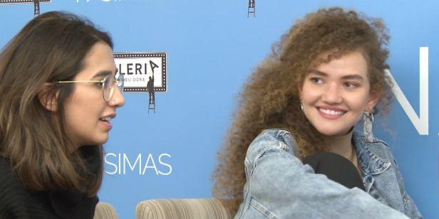 Ana e Vitória: Duo musical fala sobre desafios vividos em primeiro trabalho para o cinema (Entrevista)