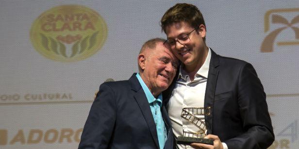 Cine Ceará 2018: Festival começa com emocionante homenagem a Renato Aragão