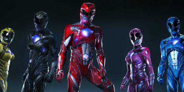 Power Rangers vai ganhar continuação!