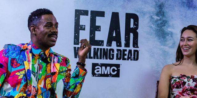 Fear the Walking Dead: Alycia Debnam-Carey e Colman Domingo explicam como a mãe-natureza será a grande vilã da vez (Entrevista exclusiva)