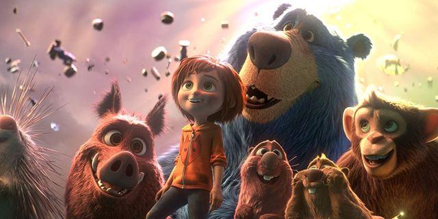 O Parque dos Sonhos: Rafael Infante e Lucas Veloso dublam nova animação