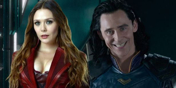 Marvel planeja séries com Loki e Feiticeira Escarlate para serviço de streaming da Disney
