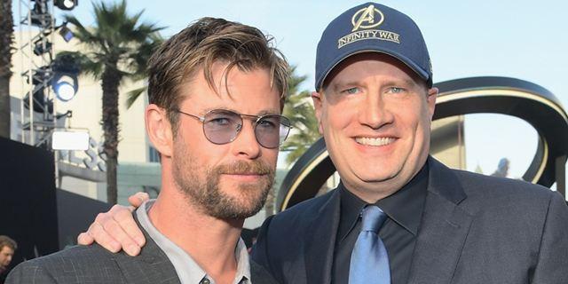 Kevin Feige, presidente da Marvel Studios, será homenageado pelo BAFTA