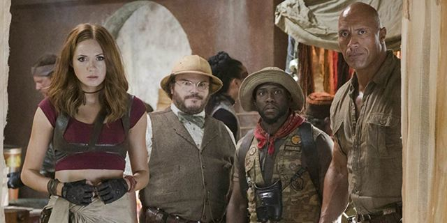 Jumanji: Kevin Hart anuncia data de início das filmagens da sequência de Bem-Vindo à Selva