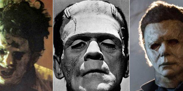 Por trás das máscaras: Quem são os verdadeiros rostos dos monstros das telonas
