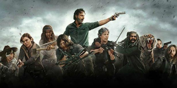 The Walking Dead é a série mais procurada pelos brasileiros na atualidade