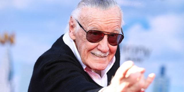 Personagens criados por Stan Lee adaptados para os cinemas e séries de TV