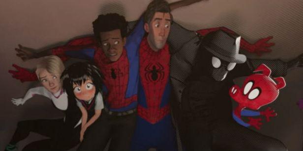 Homem-Aranha no Aranhaverso: Cartazes individuais apresentam os (vários!) heróis da aventura