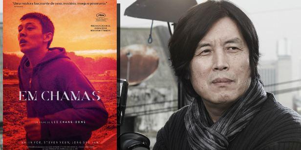"""Em Chamas: """"Eu queria mostrar a solidão e alienação dos jovens nos dias de hoje"""", explica o diretor Lee Chang-Dong (Exclusivo)"""