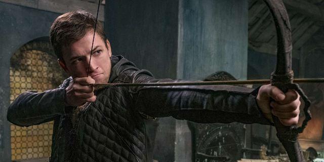 Robin Hood - A Origem: Taron Egerton revela treinamento para se tornar o Príncipe dos Ladrões em novo vídeo (Exclusivo)