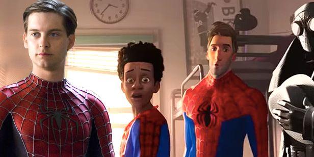 Homem-Aranha no Aranhaverso: Diretores queriam trazer Tobey Maguire de volta ao papel do super-herói
