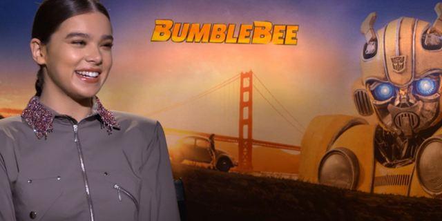 Bumblebee: Hailee Steinfeld ressalta a importância da conquista do protagonismo feminino (Entrevista Exclusiva)
