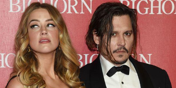 Documentos do divórcio de Johnny Depp e Amber Heard detalham as acusações
