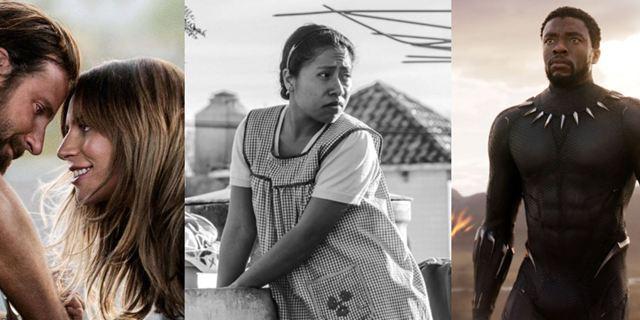 Enquete da Semana: Qual filme terá mais indicações no Oscar 2019?