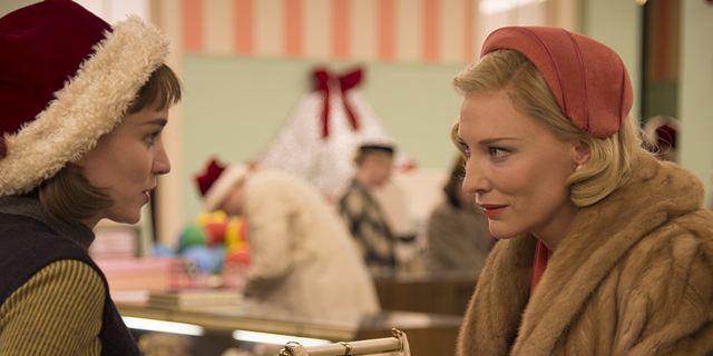 Filmes na TV: Hoje tem Carol e No Topo do Poder