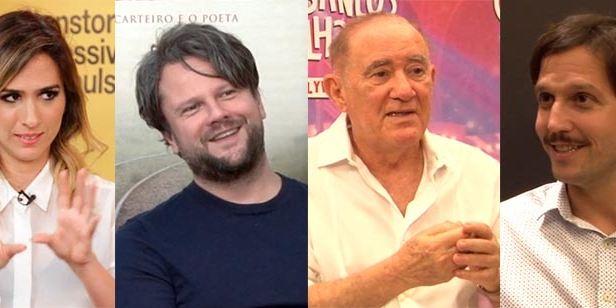 Retrospectiva 2017: As melhores entrevistas nacionais do cinema