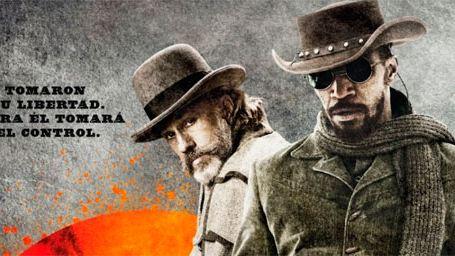 Django Livre, de Quentin Tarantino, tem belo cartaz divulgado