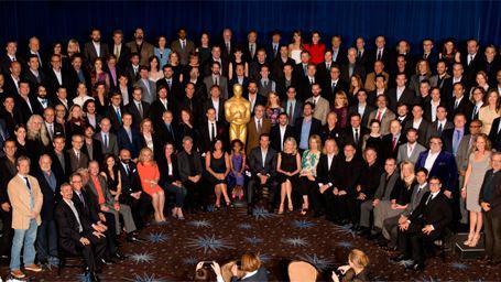 Academia organiza almoço dos indicados ao Oscar 2013. Confira galeria de fotos!