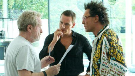 """Diretor Ridley Scott fala sobre o elenco """"épico"""" de O Conselheiro do Crime em vídeo dos bastidores"""