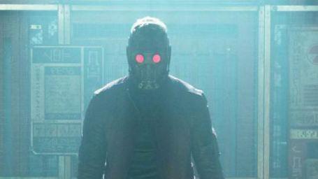 Guardiões da Galáxia: Novas fotos de Chris Pratt como o herói Senhor das Estrelas
