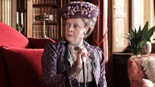 Downton Abbey: Personagem de Maggie Smith pode voltar em nova série