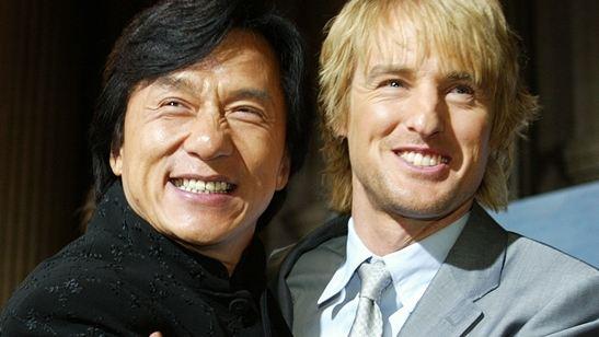 Jackie Chan e Owen Wilson vão atuar juntos novamente em Bater ou Correr 3