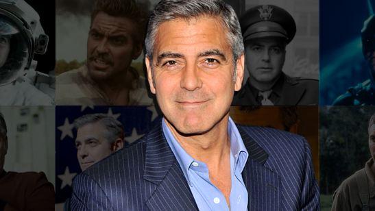 Os melhores e piores filmes de George Clooney