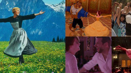 Desafio: Você reconhece de quais filmes são essas cenas de dança?