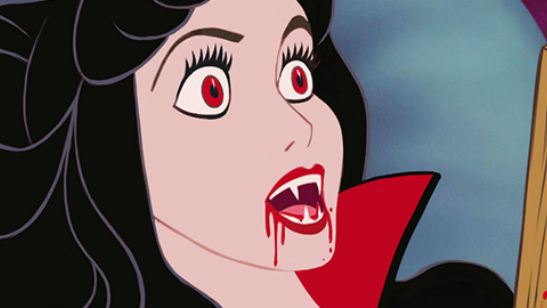 Princesas da Disney se transformam em vilãs clássicas dos filmes de terror