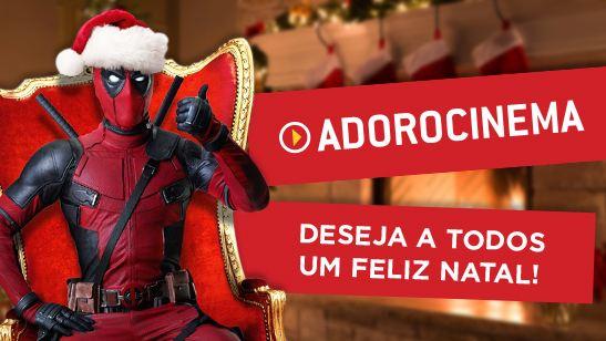 AdoroCinema deseja feliz Natal 2015 aos leitores!