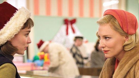 Organização inglesa elege Carol o melhor filme LGBT da História do cinema