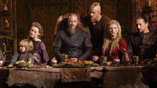 Vikings é renovada para a quinta temporada e escala Jonathan Rhys-Meyers no elenco