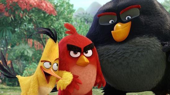 Angry Birds - O Filme é a maior estreia da semana