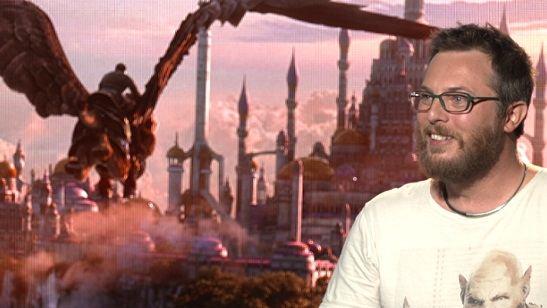 Entrevista exclusiva: Diretor de Warcraft revela inspiração na Pixar para agradar gamers e leigos