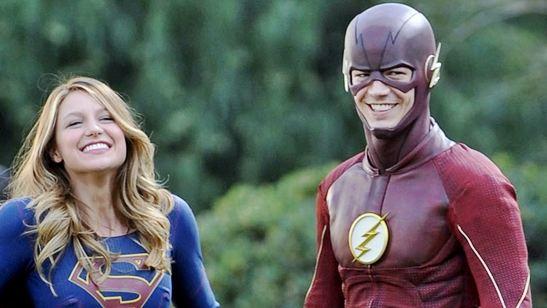 Produtor fala sobre o crossover musical de The Flash e Supergirl