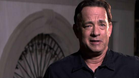 Exclusivo: Tom Hanks e Ron Howard apresentam belas locações no making of de Inferno