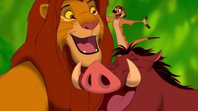 Billy Eichner  e Seth Rogen serão Timão e Pumba no live-action de O Rei Leão