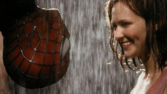 """Kirsten Dunst """"não liga"""" para novos filmes do Homem-Aranha e diz que queria ter feito Homem-Aranha 4"""