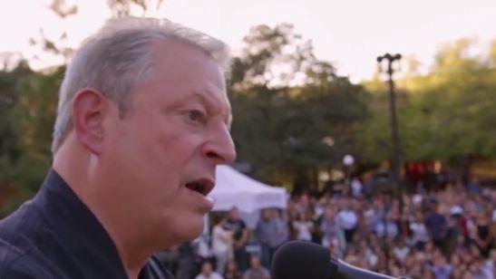 Al Gore convida leitores do AdoroCinema para ver um trecho de Uma Verdade Mais Inconveniente (Exclusivo)