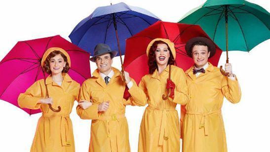 Clássico Cantando na Chuva vai ganhar musical no Brasil estrelado por Claudia Raia