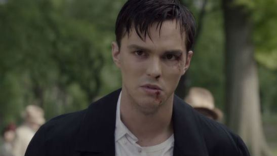Rebel in the Rye: Primeiro trailer destaca a transformação de Nicholas Hoult no autor J.D. Salinger