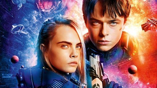 Valerian e a Cidade dos Mil Planetas é a maior estreia da semana